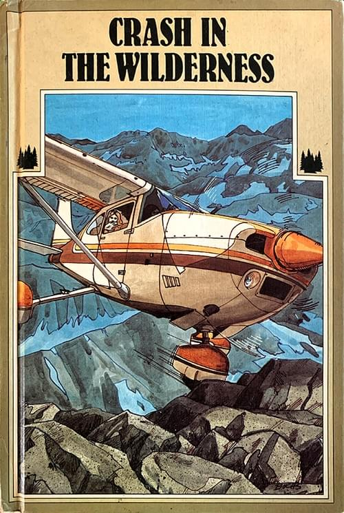 Crash in the Wilderness – Susan Black, illustrated by Thomas Buchs