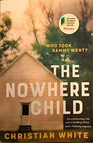The Nowhere Child – White, Christian