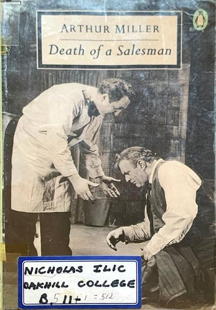 Death of a Salesman – Arthur Miller