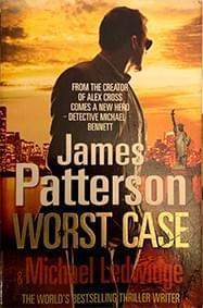 Worst Case – Patterson, James & Ledwidge, Michael