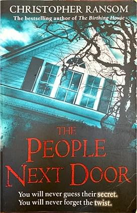 The People Next Door – Christopher Ransom