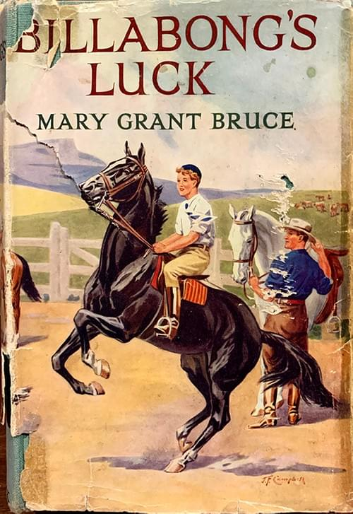 Billabong's Luck - Mary Grant Bruce