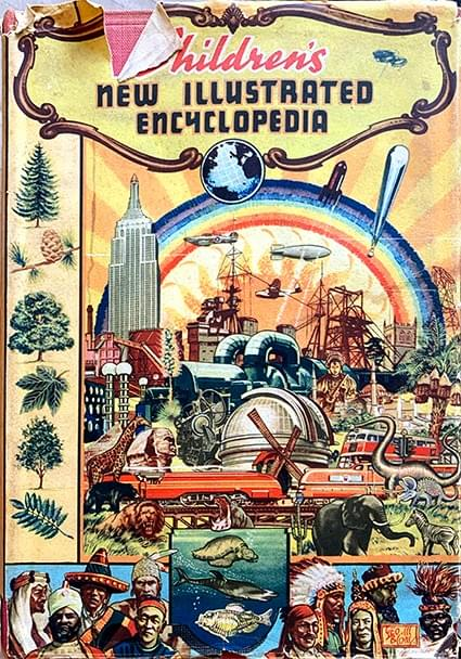 Children's New Illustrated Encyclopedia - Crossland, John R. (Ed)