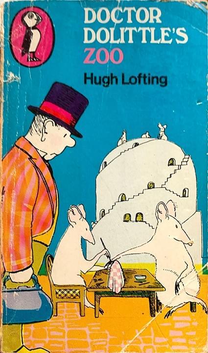 Doctor Doolittle's Zoo - Lofting, Hugh