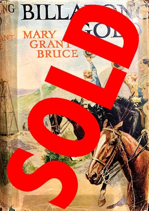 Billabong Gold – Mary Grant Bruce