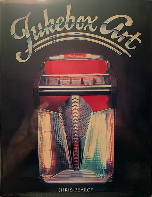 Jukebox Art - Chris Pearce