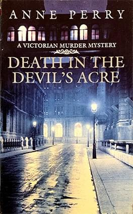 Death in the Devi's Acre – Anne Perry