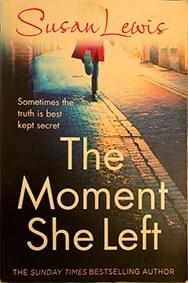 The Moment She Left – Lewis, Susan