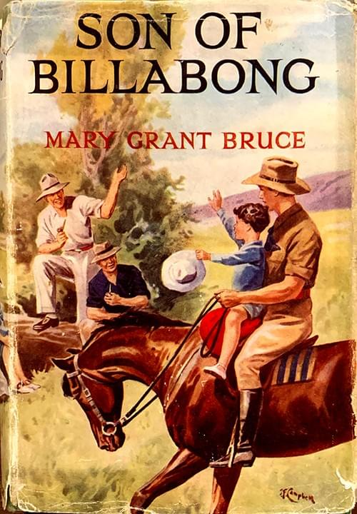 Son of Billabong - Mary Grant Bruce