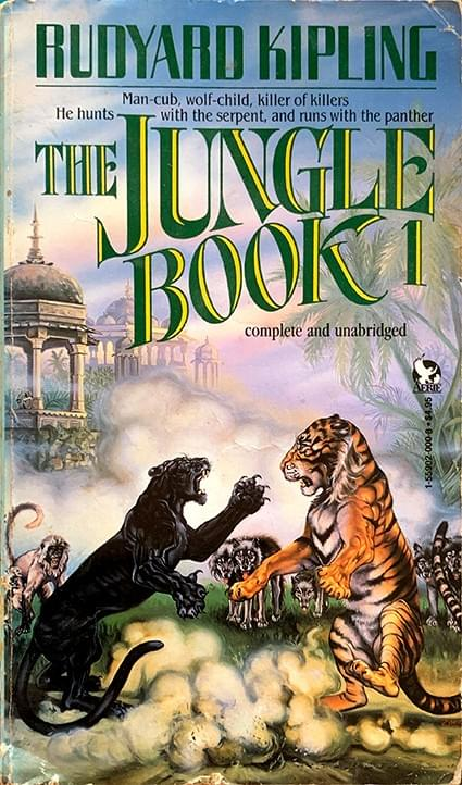 The Jungle Book 1 - Kipling, Rudyard