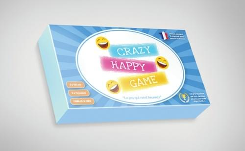 Crazy Happy Game, le jeu qui rend heureux !