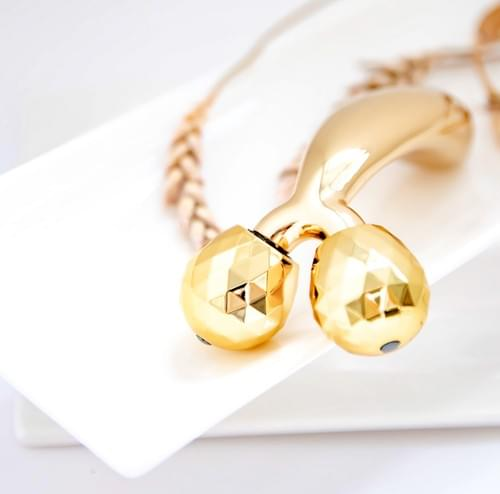 24K Gold Face Roller