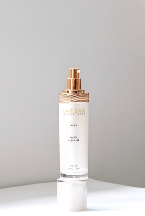 Raesha Facial Cleanser