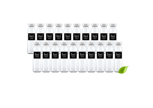 Hei8 Daily Youth Renewal Hair Essence Ampoules