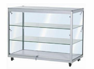 Glass Counter Cabinet