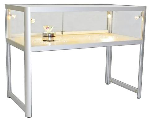 Glass Table Cabinet
