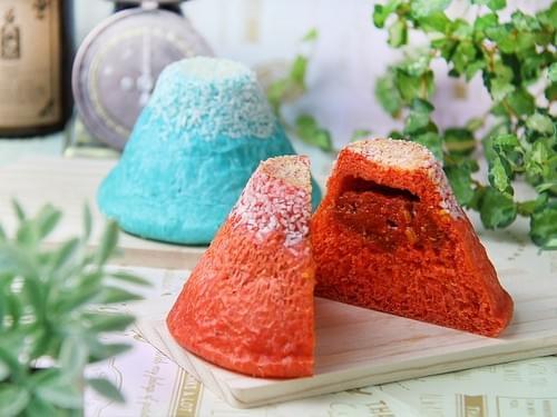 【お買い得】富士山カレーパン4個セット(冷凍)