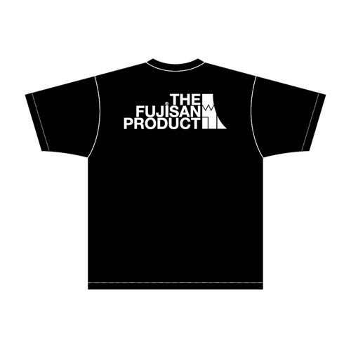 FUJISAN PRODUCT HOMMAGE T-shirt|NORTH001-BK
