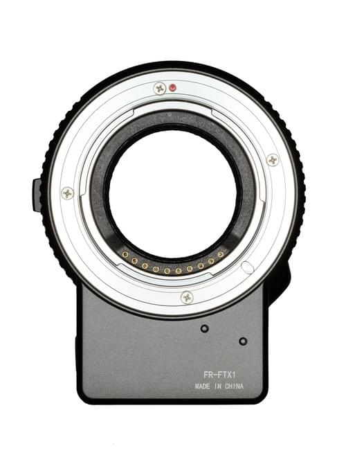 Fringer NF-FX (FR-FTX1, for Nikon F lens and Fujifilm X camera). Ship before Jan. 27