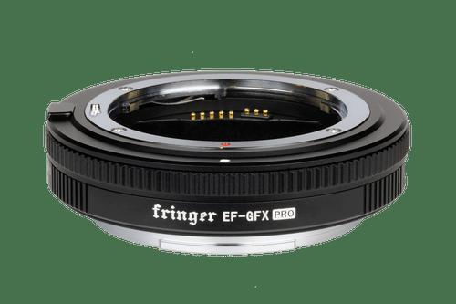 Fringer EF-GFX Pro (FR-EFTG1, for EF lens and Fujifilm GFX camera). ship before Oct. 22