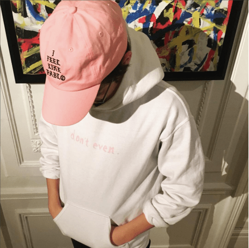 Don't Even Hoodie