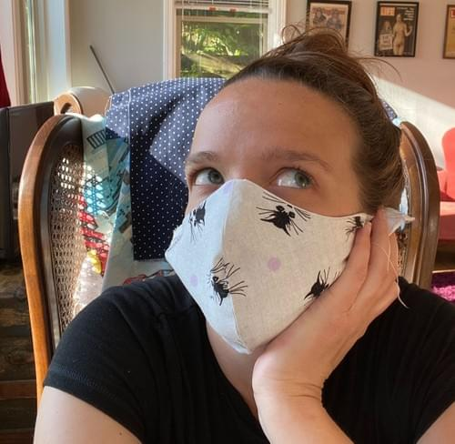 Dockside Pickup: Face Mask