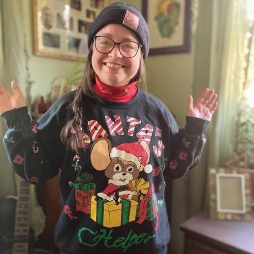 Sweater for the Better: Santa's Helper