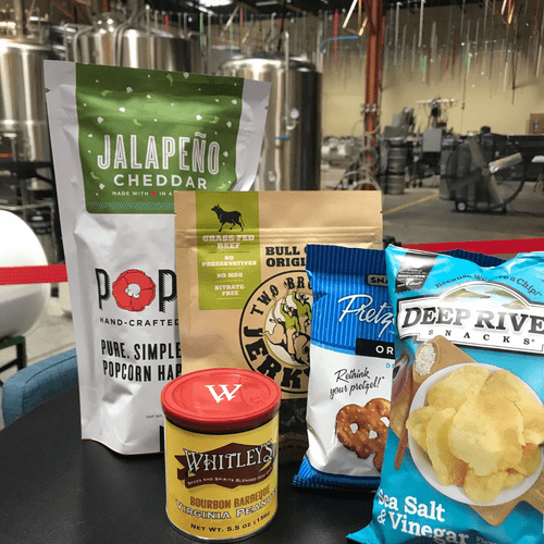 Dockside Pickup: Snacks
