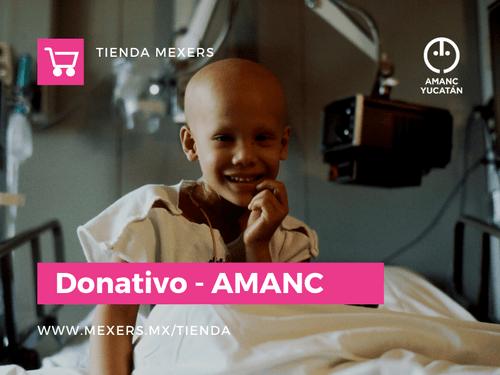 Donativo - Amanc