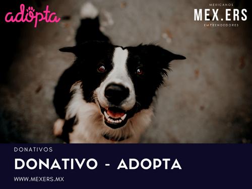 Donativo - Adopta
