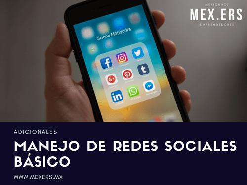 Manejo de Redes Sociales - Básico