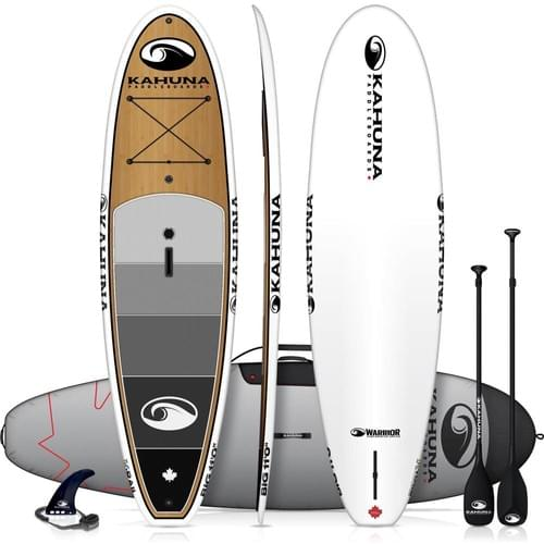 Kahuna Big Bamboo 11' Paddleboard Package