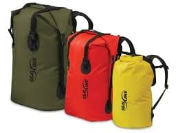 Seal Line 65L Boundary Dry Bag Backpack - Yellow