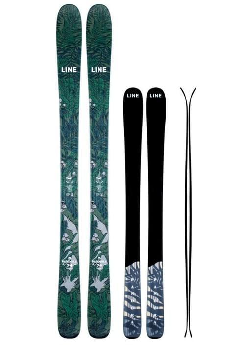 LINE Pandora 94 Skis 151cm (2021)
