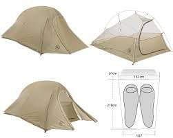 Big Agnes Fly Creek HV Ultralight 2 Tent