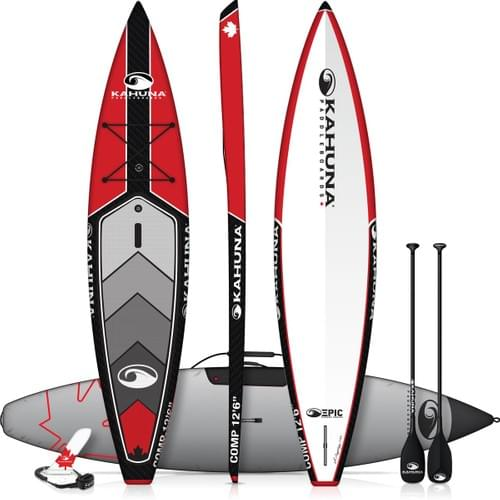 "Kahuna Carbon Comp 12'6"" 10th Anniversary Edition Paddleboard"