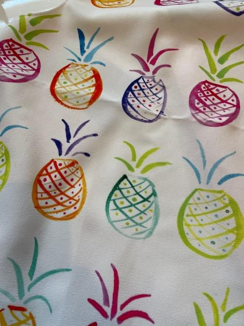 Childrens Apron - Pineapple