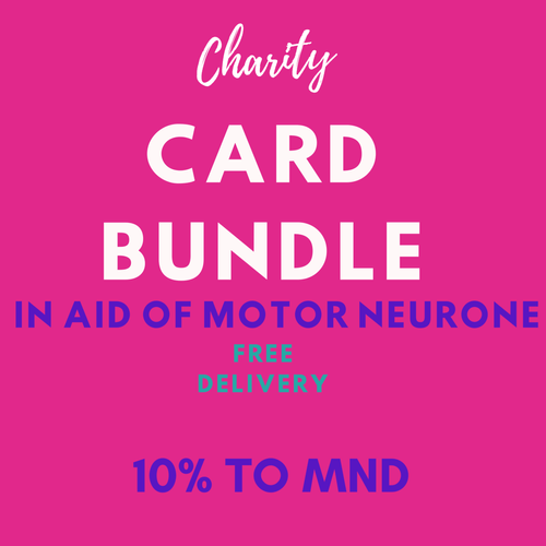 MOTOR NEURONE CARD BUNDLE- FREE DELIVERY
