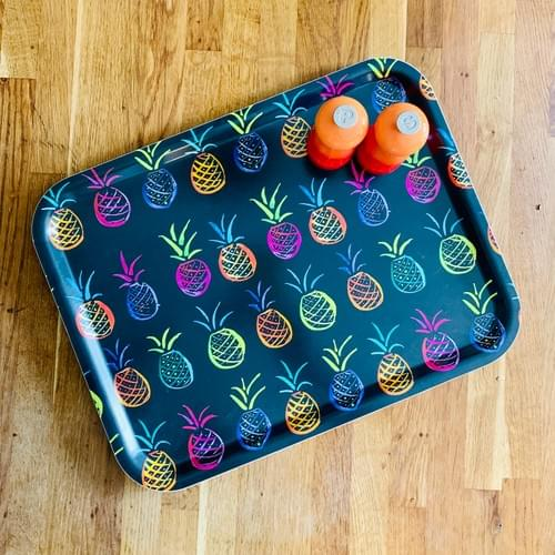 PINEAPPLE Birchwood Trays DUE mid October
