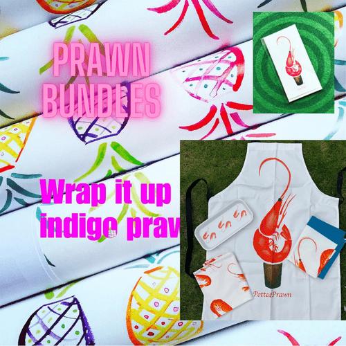 Prawn Tray set BUNDLE