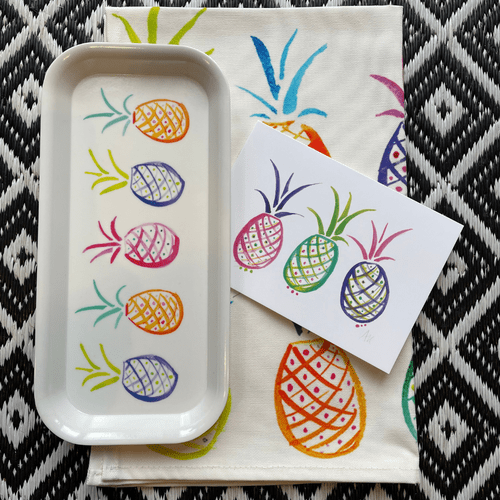 All in one Pineapple bundle (includes wrap)