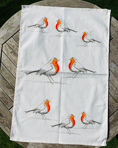 CHRISTMAS T-TOWELS
