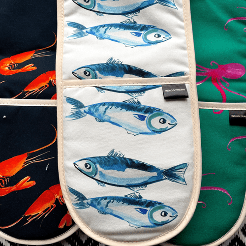 Fish Oven gloves