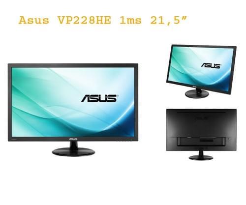 """Asus VP228HE 1ms 21,5"""""""