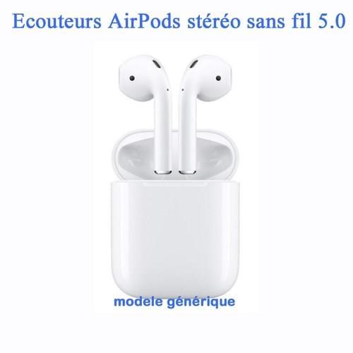 Ecouteurs AirPods sans fil