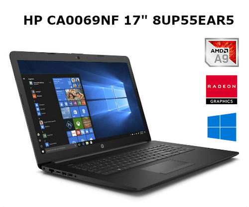 "HP CA0069NF 17"" 8UP55EAR5"
