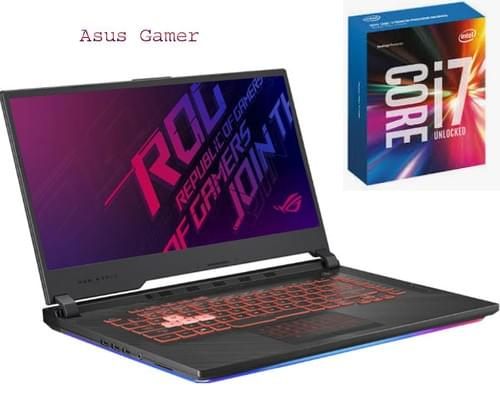 ASUS Gamer ROG STRIX