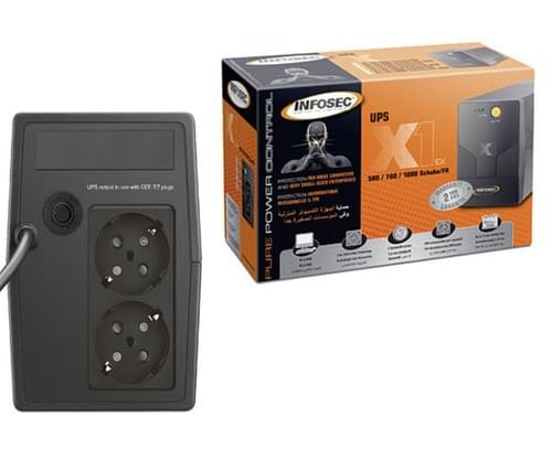 Onduleur  Infosec X1 EX-1000