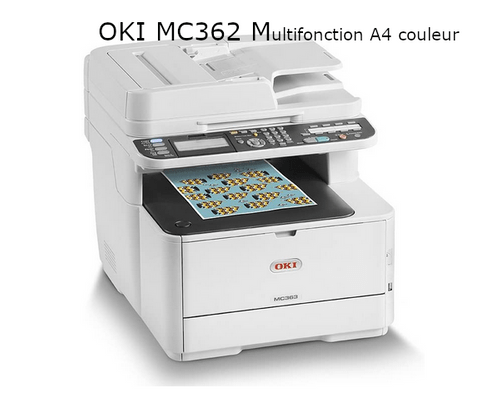 OKI MC363dnw - imprimante Laser couleur