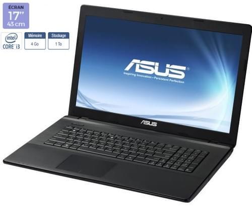 """ASUS 17"""" X751LA"""